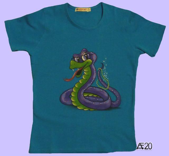 Гламурная змейка